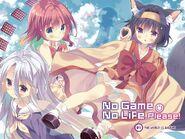 No Game No Life Desu! Volume 1 - 003