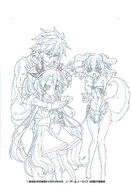 No Game No Life Zero Sketch - 21