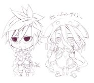 No Game No Life Zero Sketch - 02