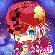 No Game No Life Zero Twitter Icon - Tet