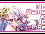 No Game No Life (Light Novel)