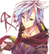 No Game No Life Zero Visitor Sketch - Riku