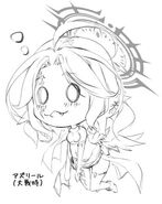 No Game No Life Zero Sketch - 03