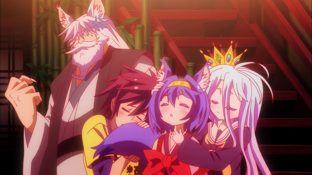 Watch No Game No Life Streaming Online | Hulu (Free Trial)