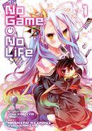 Manga Volume 1 English Cover