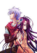No Game No Life Zero Art - 04