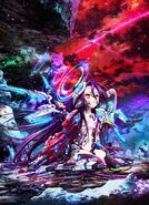 No Game No Life Zero Main Visual - 1 (Larger)
