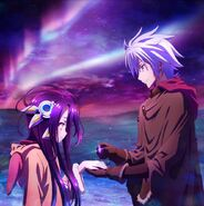 No Game No Life Zero - Original Soundtrack Art