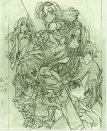 No Game No Life Zero Sketch - 14