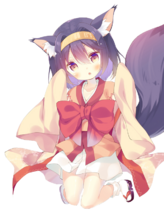 Izuna Desu Transparent