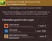 Dynamischer Resonator