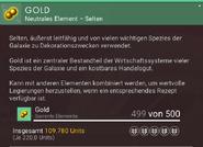 Gold Beschreibung