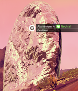 Aluminium-Monolith