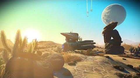 No Man's Sky - Update 1.3 - Atlas Rises