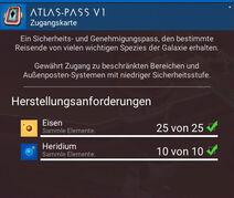 Atlas-Pass 1