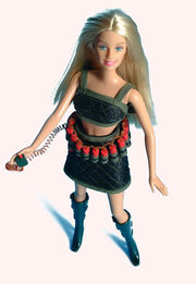 Jihad barbie large