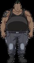 Hammer anime design