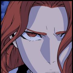 Garda looks mad.