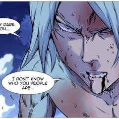 Gotaru gets angry.