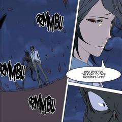 Rai is enraged at the 12th Elder.