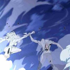 Muzaka stops Garda's hand.