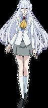Seira J. Loyard anime design