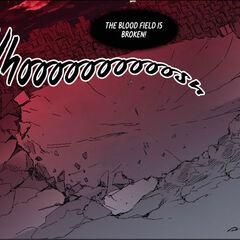 Raizel's Blood Field is broken.