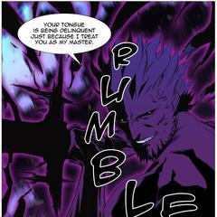 Crombel will show Frankenstein his true power.