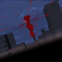Blood Field annihilates the 12th Elder.