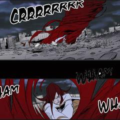 Urokai dispels the blood field.