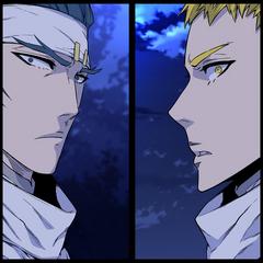 Juraki and Dorant sense 3rd Elder's aura.