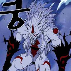 Maduke uses the blood stone.