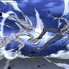 Muzaka is pushed back by Garda's attacks.
