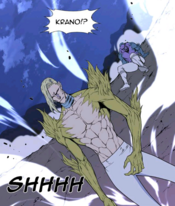 Krano intervenes