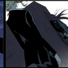 Takeo finds Frankenstein.