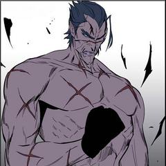 Regis' last attack gives Kranz little damage.