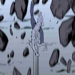 Muzaka tries to kill Garda.