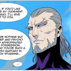 Crombel asks Frankenstein's opinion.