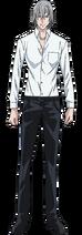 M-21 anime design