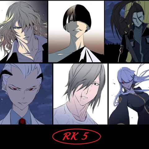<b>The Current Team RK-5</b>