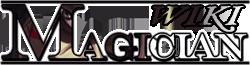 Magician Wiki Wordmark