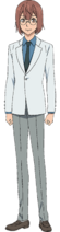 Manabu Kase anime design