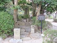 220px-The grave of Yoshimoto Imagawa in Okehazama