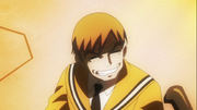 Capa's honest smile