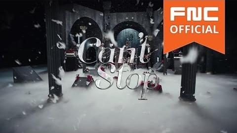 CNBLUE - Can't Stop M V