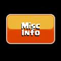 Misc info
