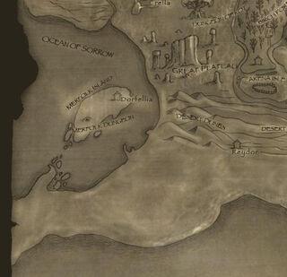 Dorfellia-Map
