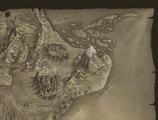 Dreval-Map