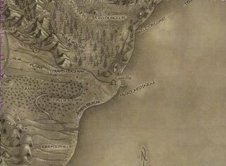 Castille-Map