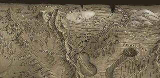 Slevisk-Map